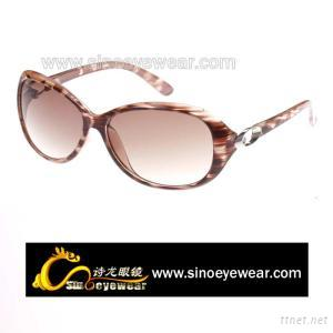 2012 Fashion Plastic Sun Glasses