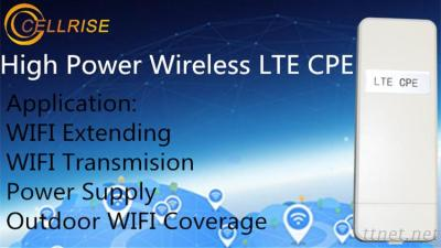 300Mbps WiFi Ap Wireless Outdoor LTE CPE