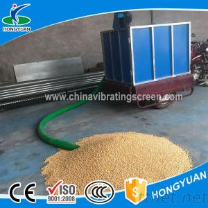 High Efficiency And Low Breakage Rate Collection Of Corn Grain Suction Machine