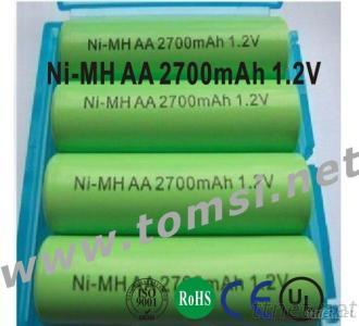 Ni-MH AA 2700MAh 1.2V Rechargeable Battery Led Light Digital Products RC Toys