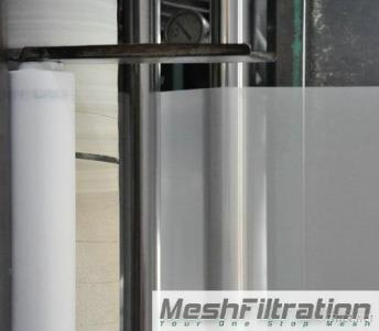 Low Elongation High Tension Polyester Mesh Screen For Printing