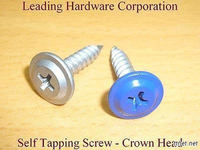 Crown Head Screw