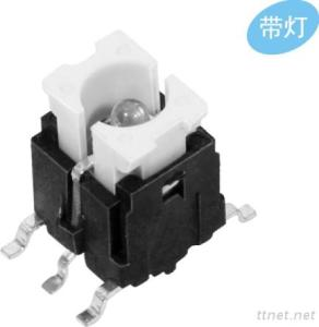 Tact Switch With White Cap