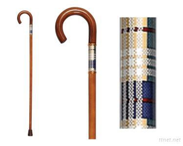 Classic Wooden Walking Stick
