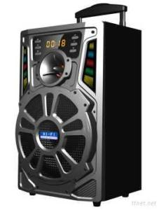 50W Professional Portable Active Speaker System