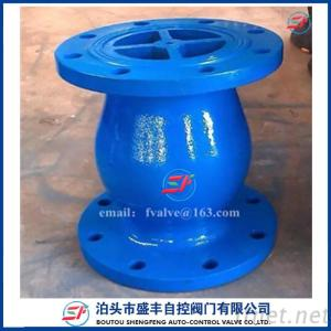 H42X Mute Check Valve Ductile Iron Material