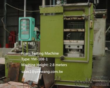 Foam Testing Machine