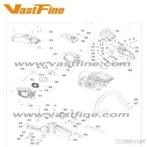 Spare Parts For VF5200