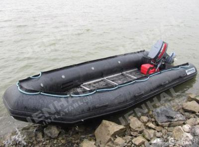 Inflatable Boat, Military Boat
