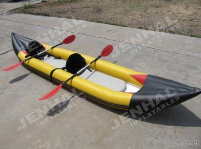 Inflatable Boat, Canoe