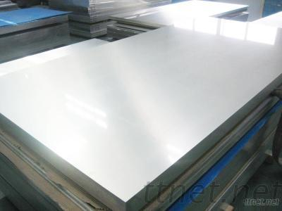 Stainless Steel Plate 301