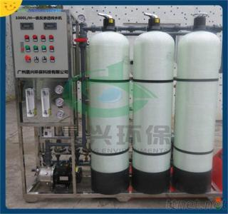 High Effectiveness Reduce Waste Water /Underground Water TDS Reverse Osmosis Machine With CE&ISO