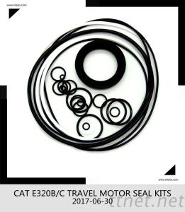 Excavator Travel Motor Oil Seal Kits