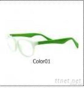 Acetate Spectacle Frame12809