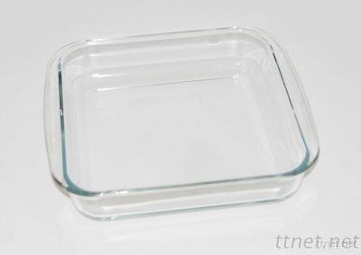 1.8L Square Glass Baking Dish