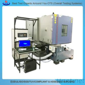 Universal Vibration Combined Temperature And Humidity Test Machine