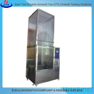 Rain Test Chamber Water Proof Testing Machine With IPX3 IPX4