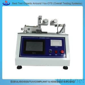 Lab Insertion Extraction Force Plastic Material Testing Machine