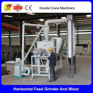 Chicken Feed Hammer Mill And Mixer