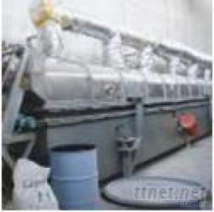 ZLG Series Vibrating fluid Bed Dryer
