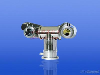 CNEX Certified Explosion-Proof PTZ Camera