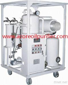 Waste Lubricating Oil Recycling Filter Machine