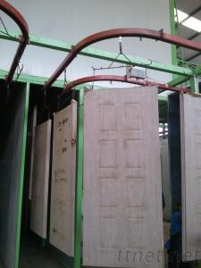 Automatic Powder Coating Line For Surface Treatment