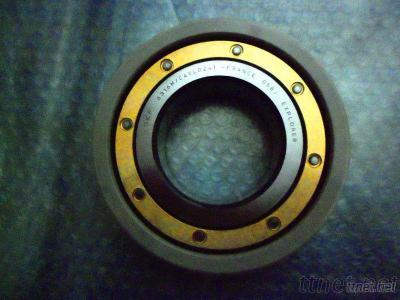 Electrically Insulated Bearings 6316 MC4VL0241 With Brass Cage