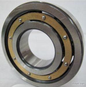 Industry Deep Groove Ball Bearing Big Size Low Noise, High Speed