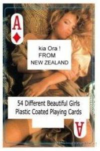 Nude Female Playing Cards - A - New Zealand