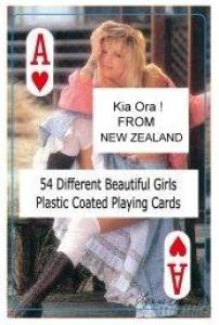 Nude Female Playing Cards - B - New Zealand