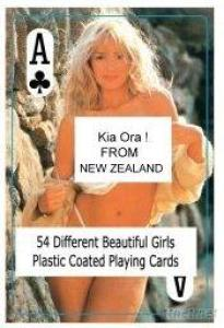 Nude Female Playing Cards - C - New Zealand