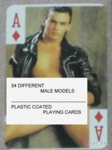 Nude Male Playing Cards-C-Male
