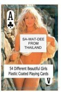 Nude Female Playing Cards-C-Thailand