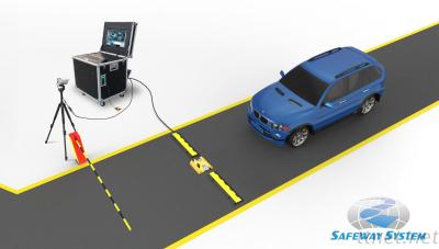 Uvss- Under Vehicle Inspection/Surveillance-Mobile Car Scanner