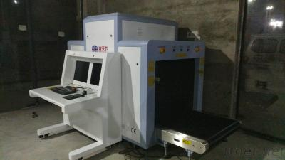 X-Ray Baggage Scanner For Subway Security Inspection