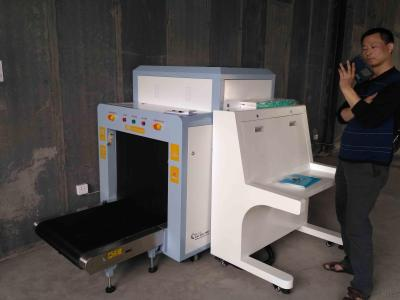 Safeway System X-Ray Baggage Scanner For Subway Security Inspection