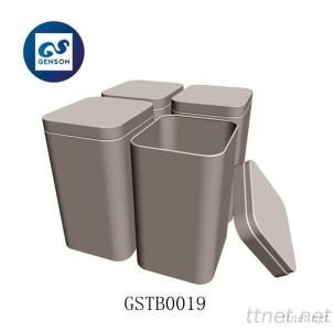 Wholesale Metal Gift Boxes,  Food Packing Box