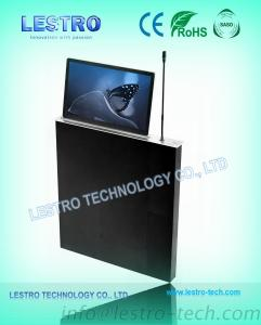 LCD Monitor Lift With Microphone