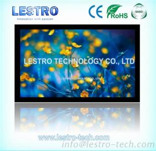 Lestro Fixed Frame Projection Screen