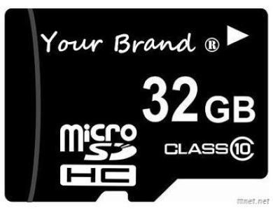 32 Gb Micro Ds Card/ Memory Card/ TF Card
