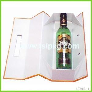 Foldable Wine Boxes