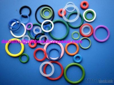 Silicone Rubber Seal Ring NFS FDA
