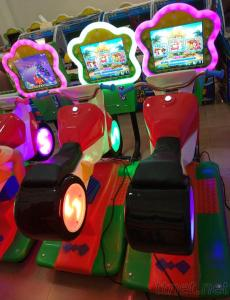 Newest Coin Operated Motor Kiddie Ride Machine, Amusement Park Rides for Kids