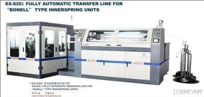 Fully Automatic Transfer Line For