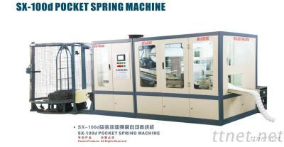 Pocket Spring Machine