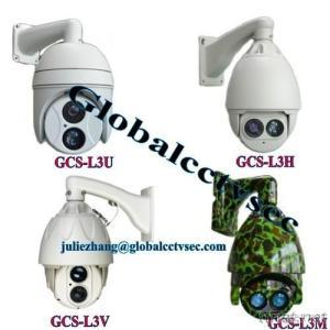 150M Synchronous Zoom Infrared High Speed Dome Camera