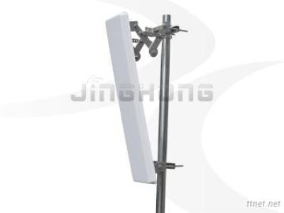 2.4GHz 16DBi 90 Degrees ABS Sector Antenna