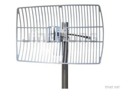 2.4GHz 19dBi Grid Antenna