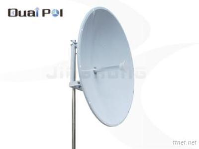 5GHz 34dBi Dish Dual Polarization Antenna
